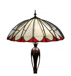 Lampadaire Tiffany - Hirondelle