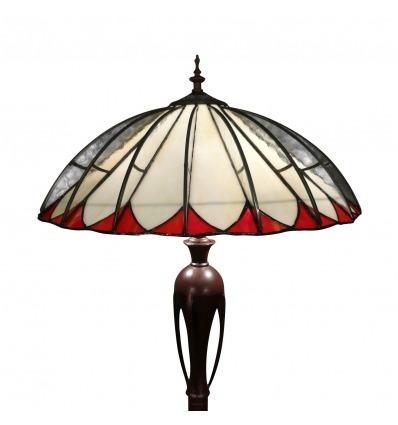 Lampada da terra Tiffany - Rondine - di Lampade e apparecchi di illuminazione