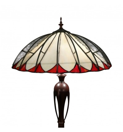 Tiffany floor lamp - Hirondelle - Lamps and lighting