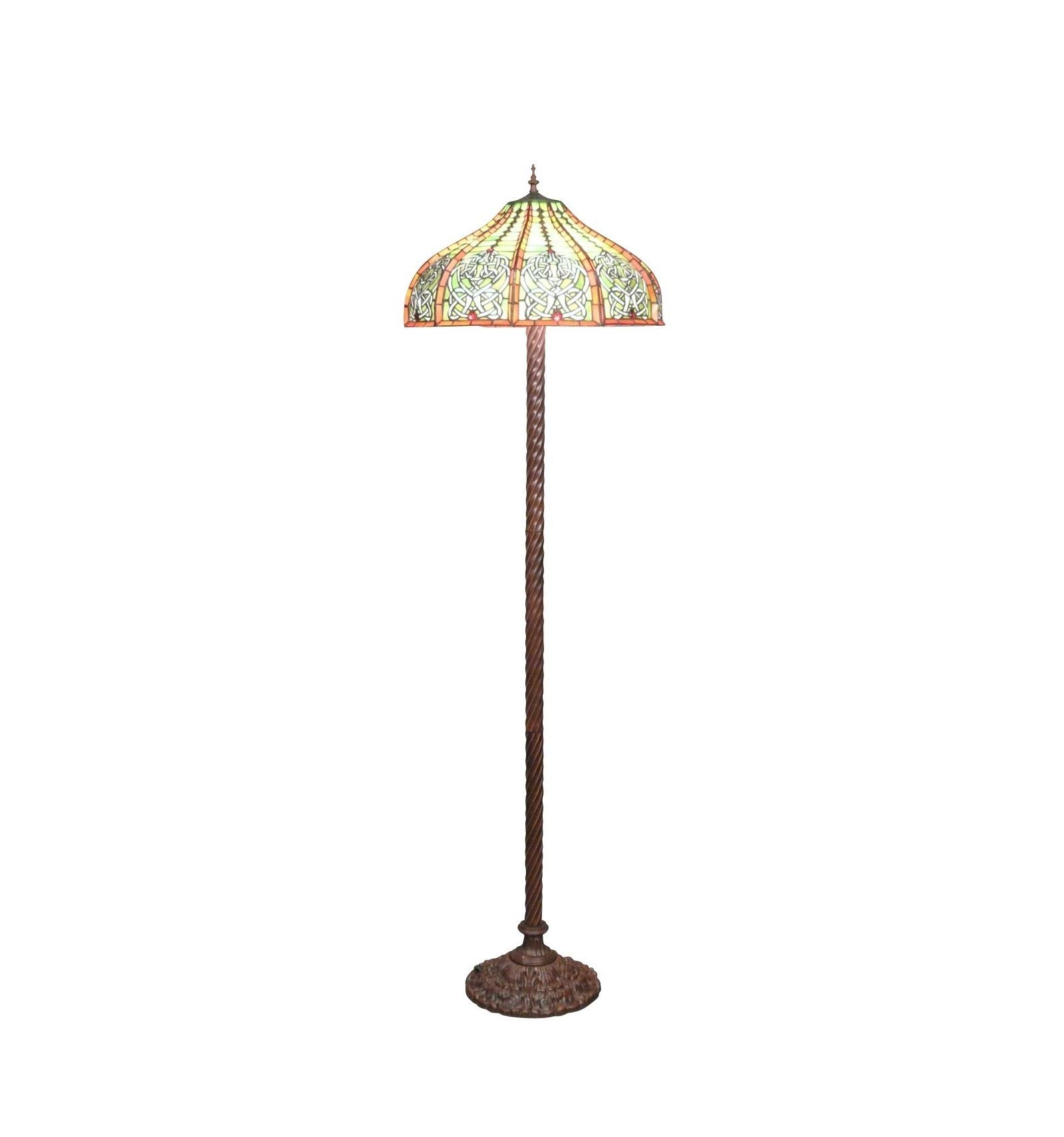 floor lamp tiffany reproduction of an original lamp With reproduction tiffany floor lamp