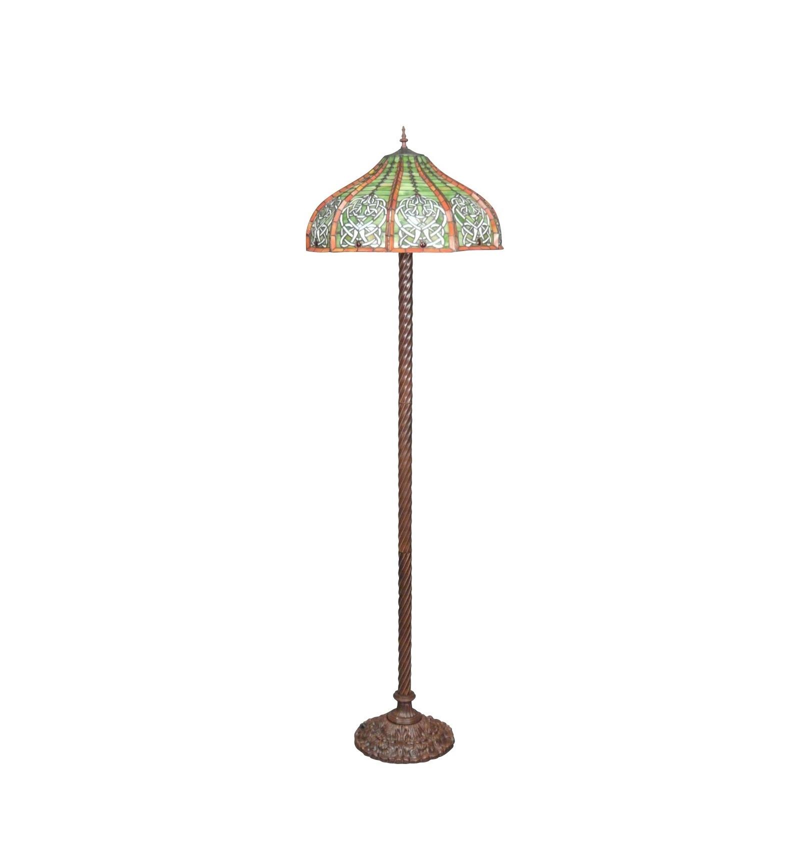 Stehlampe tiffany reproduktion einer original lampe for Replica leuchten