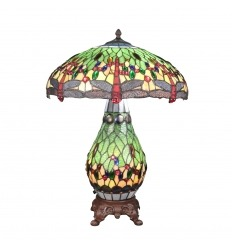 Lampe Tiffany dragonfly