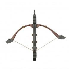 Armborst för krigare archer staty XIan