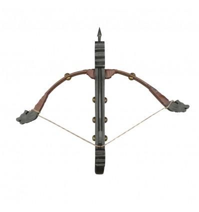 Armborst för krigare archer staty XIan -