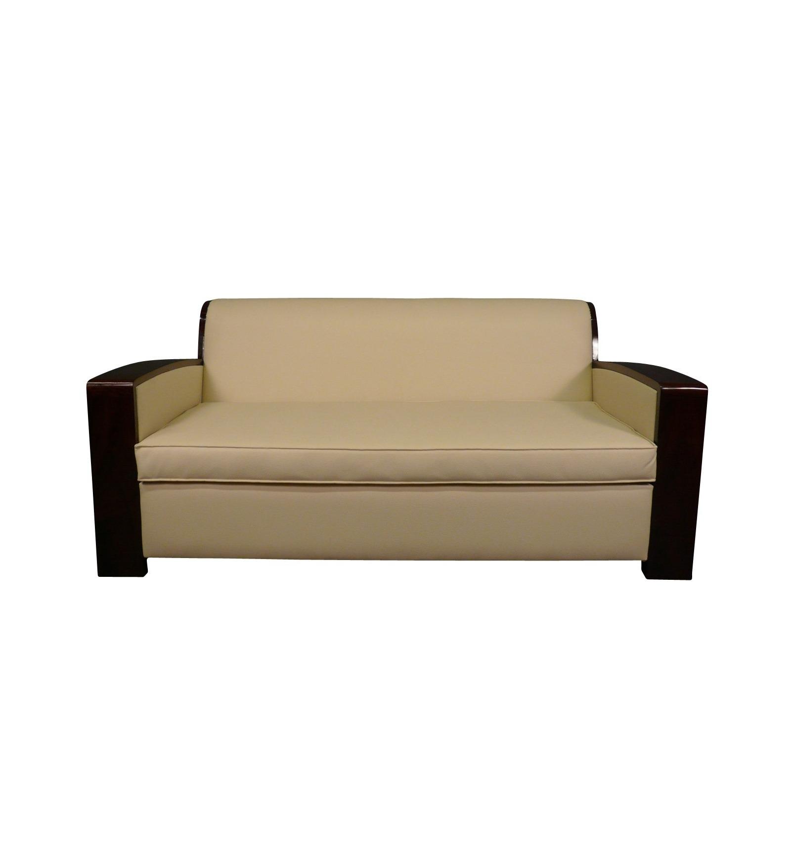 Sofa art deco paris art deco furniture for Art decoration fr