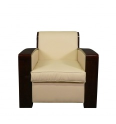 Paris art deco armchair
