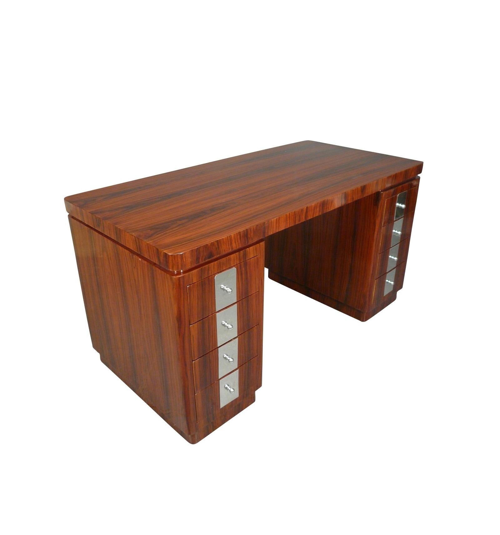 bureau art d co paris mobilier art d co. Black Bedroom Furniture Sets. Home Design Ideas
