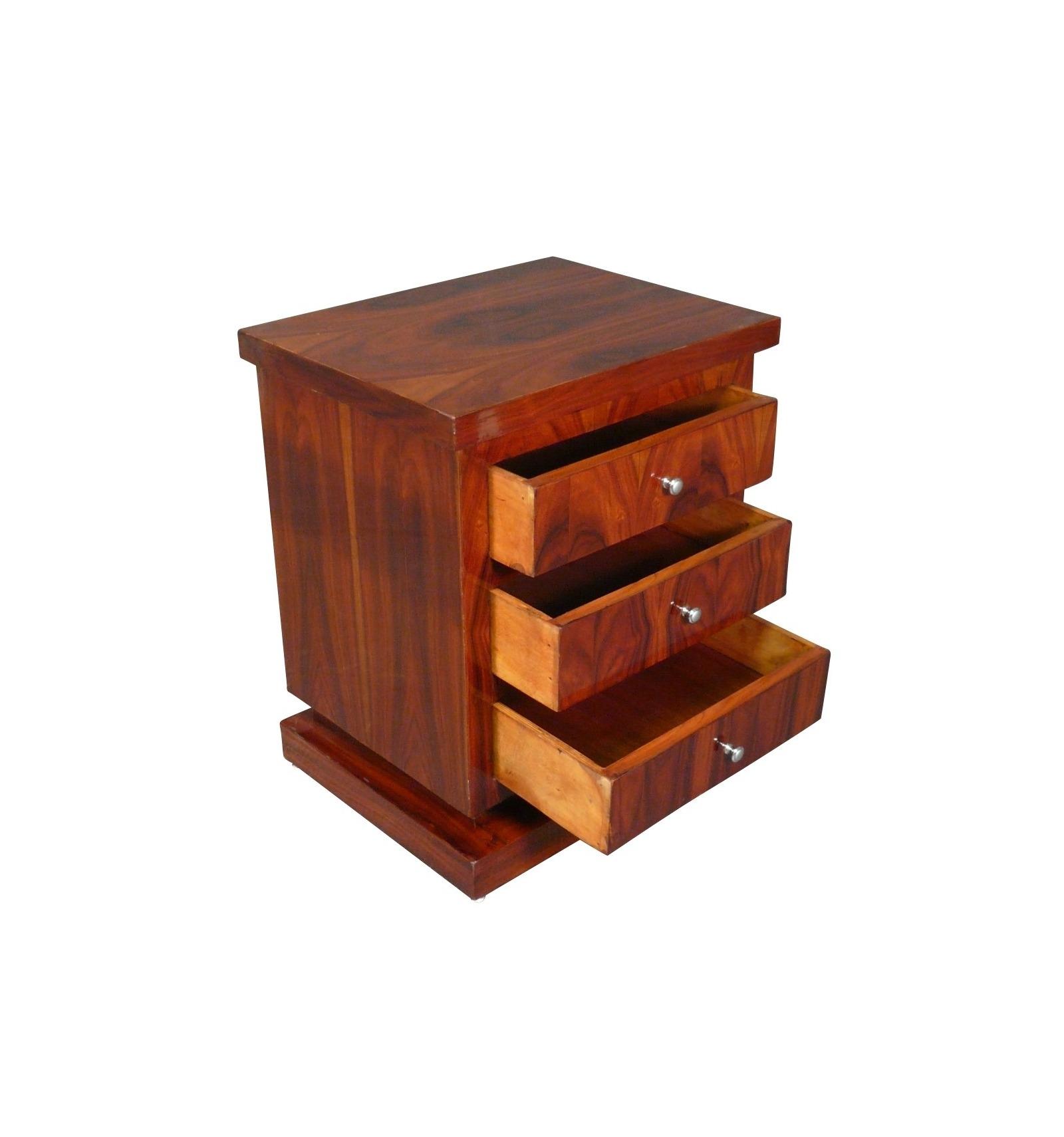 kleine kommode art deco. Black Bedroom Furniture Sets. Home Design Ideas