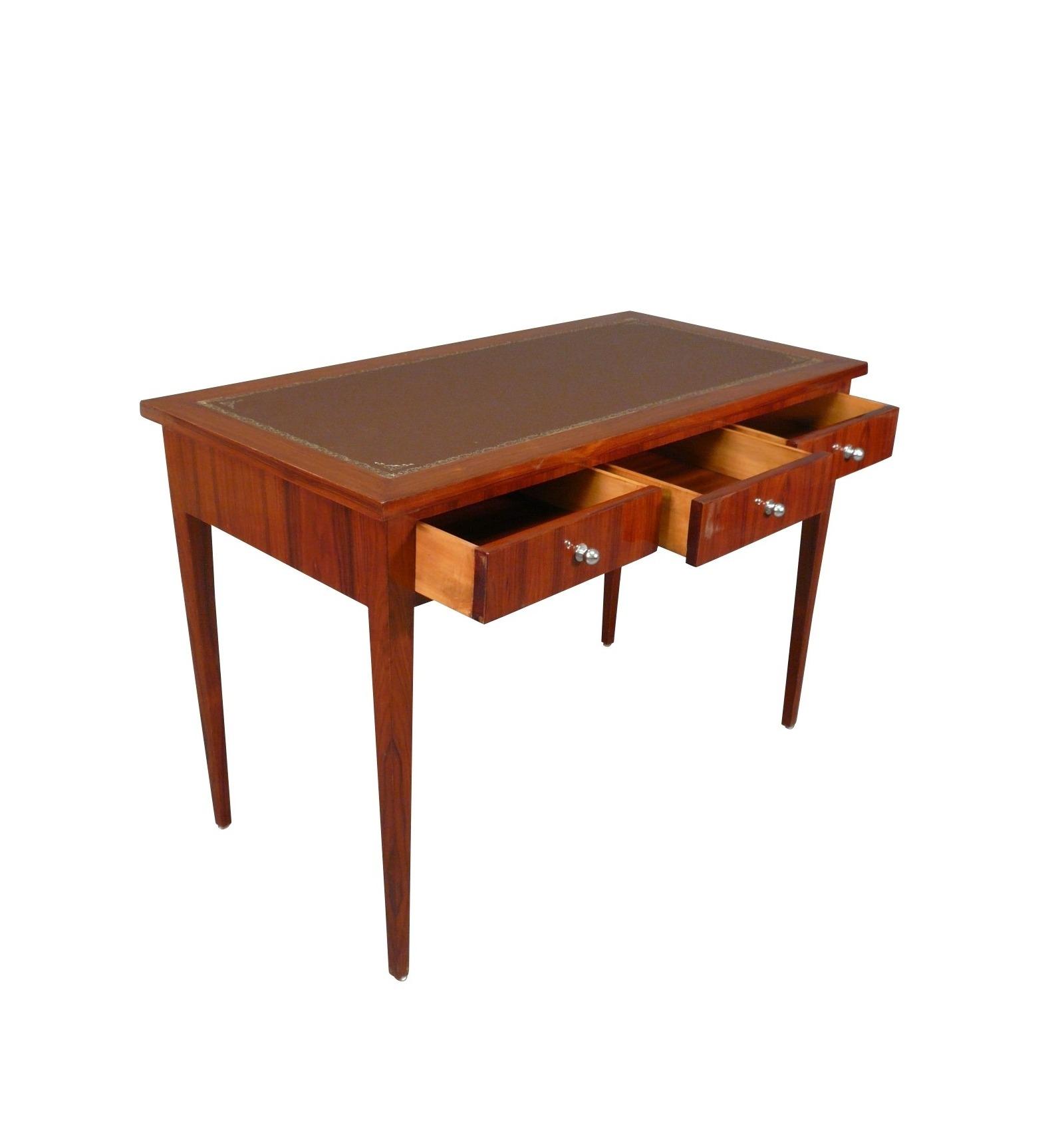 bureau louis xvi. Black Bedroom Furniture Sets. Home Design Ideas