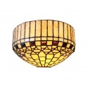 Tiffany applikationer London Series-Tiffany vägg lampor -