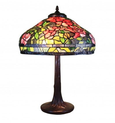 Lampa Tiffany serien Bryssel -