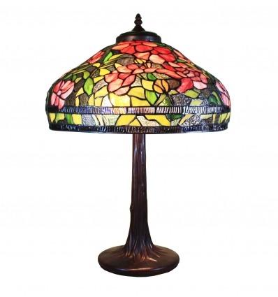 Série Tiffany lampa Brusel -