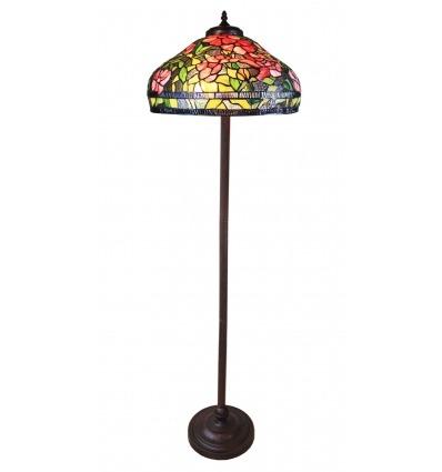 Tiffany Stehlampe aus der Brüsseler Serie - Tiffany Lampe -