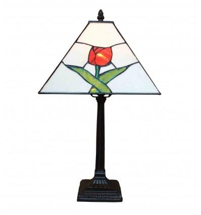 Tiffany Mission Pink Lampe