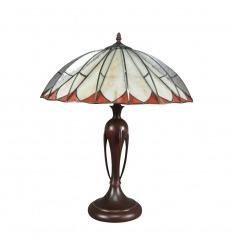 Lampada tiffany modello Hirondelle