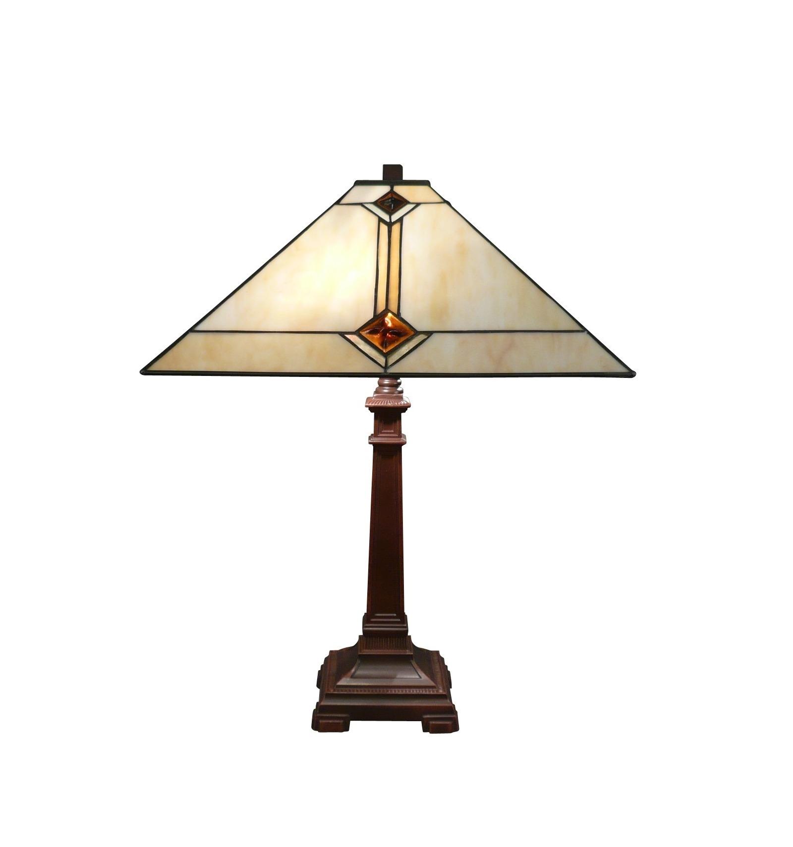 Tiffany Lamp Style Mission