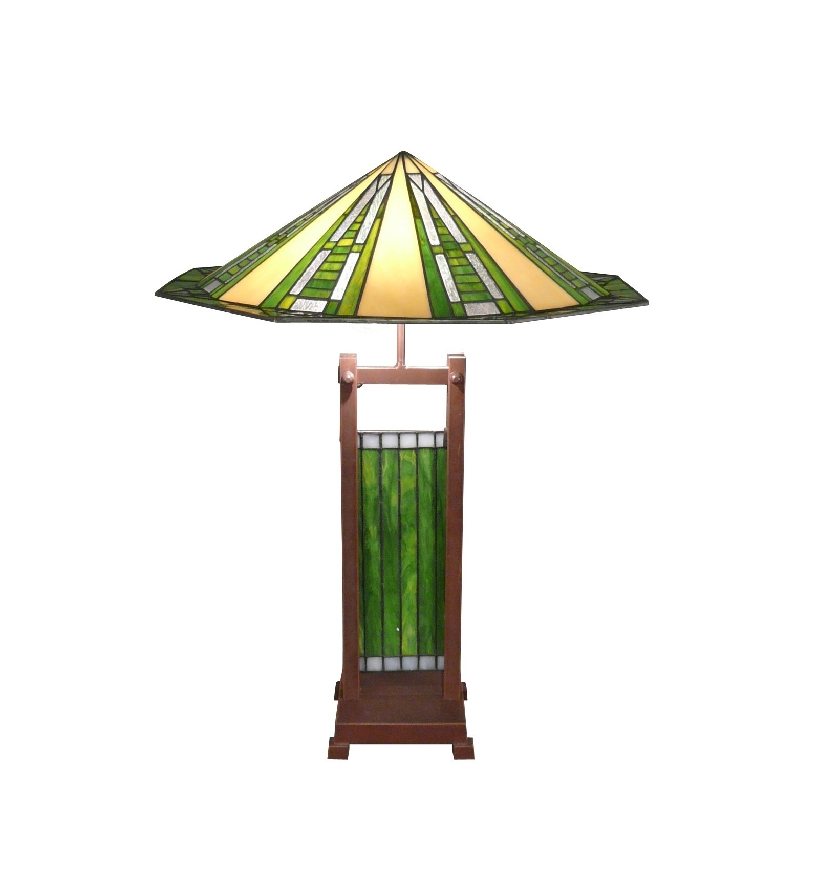 Lampe Tiffany Style Art Deco Luminaire Tiffany