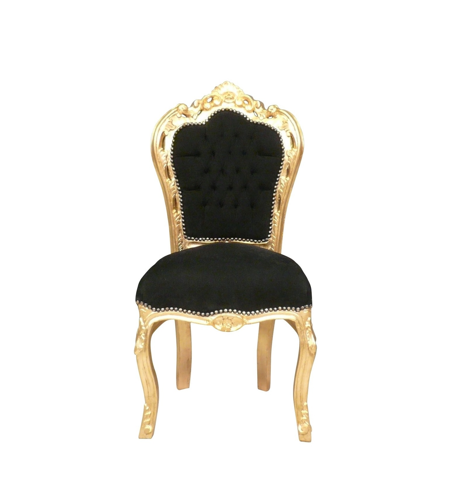 Baroque Black And Gold Chair Baroque Furniture Cheap