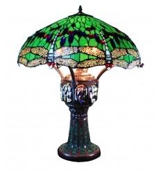 Lampe Tiffany - H: 75 cm