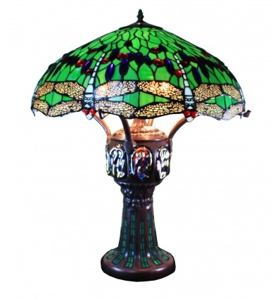 Tiffany lamp - H: 75 cm