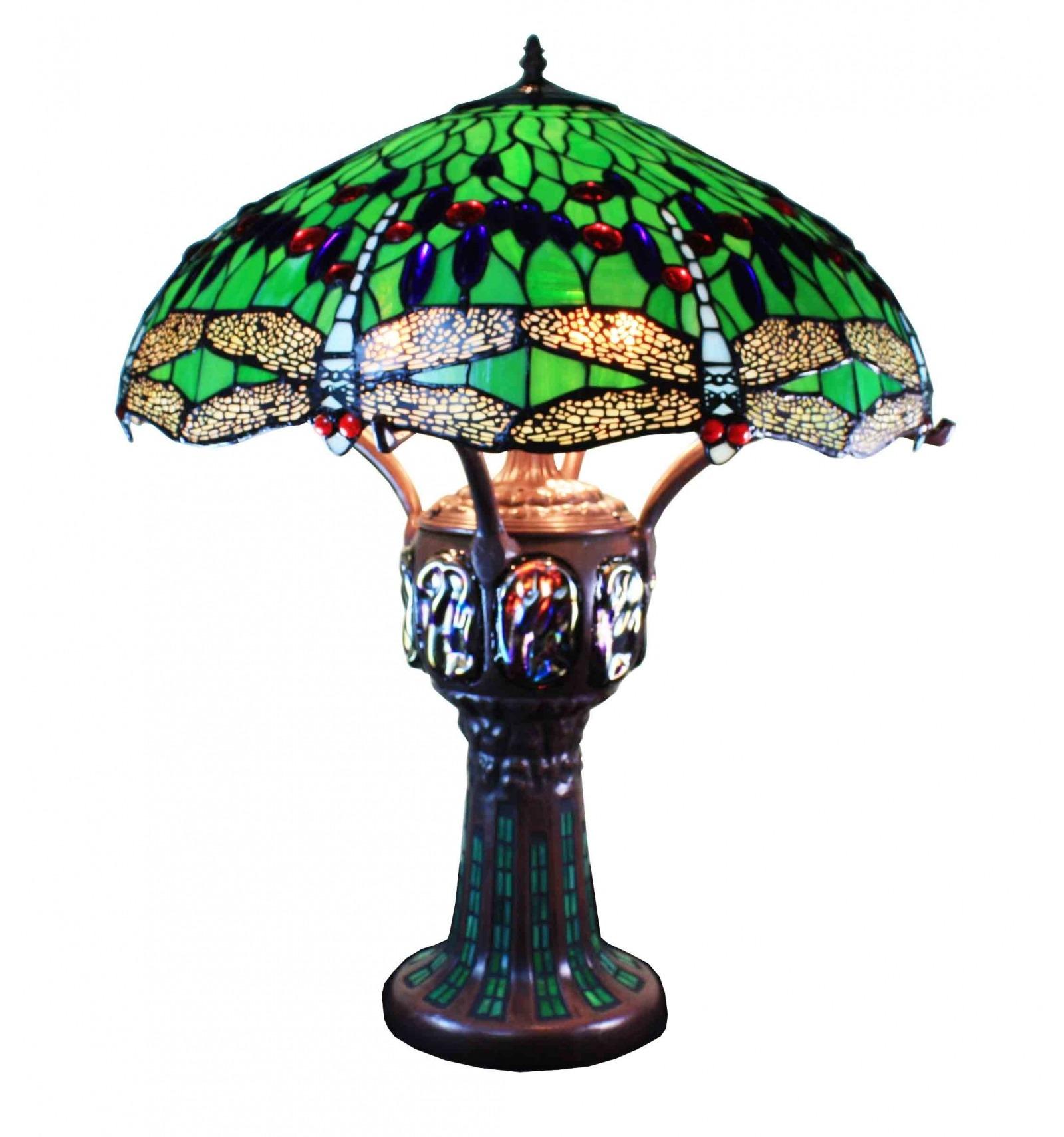 tiffany lampe tischleuchte im tiffany. Black Bedroom Furniture Sets. Home Design Ideas