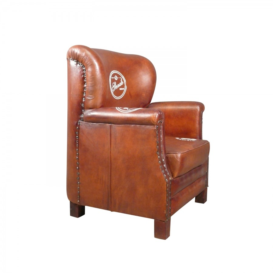 veritable fauteuil club maison design. Black Bedroom Furniture Sets. Home Design Ideas