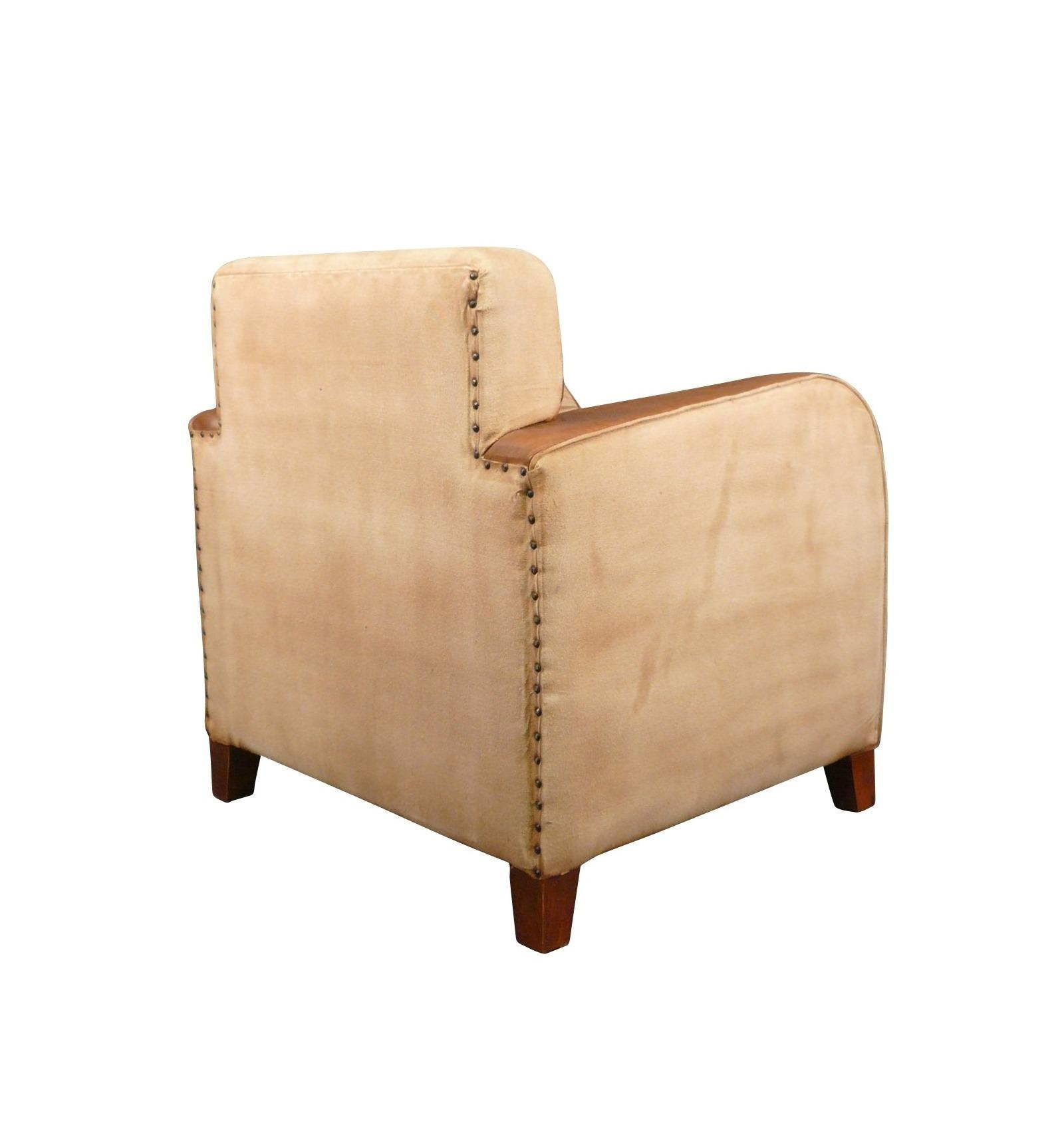 echtes leder clubsessel. Black Bedroom Furniture Sets. Home Design Ideas
