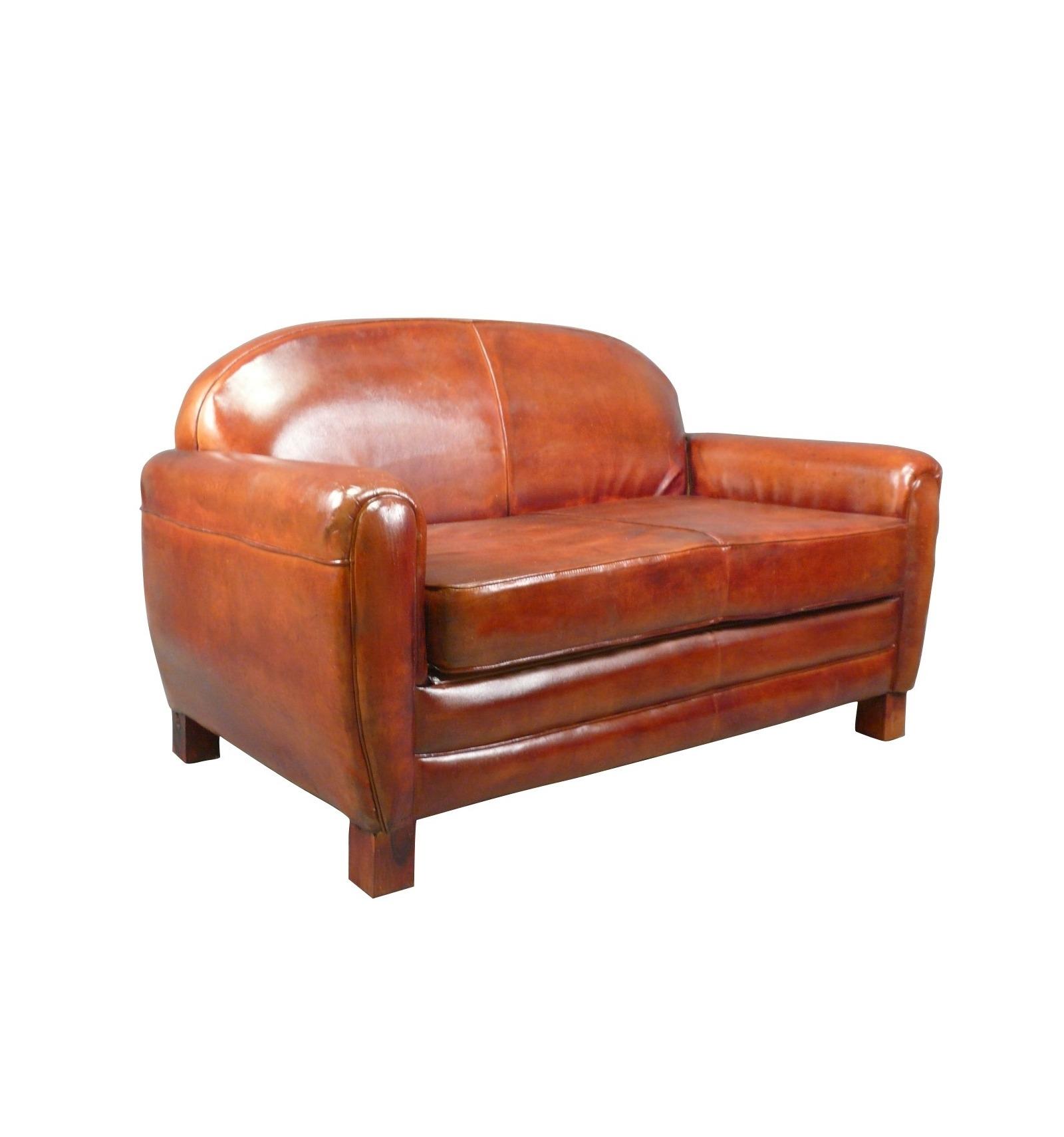 Fauteuil club cuir v ritable - Fauteuil vintage cuir ...