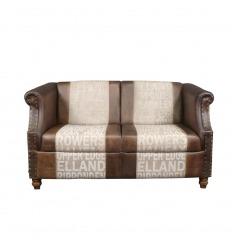 Canap art d co table fauteuil chaises et mobilier de style ancien - Canape art deco cuir ...