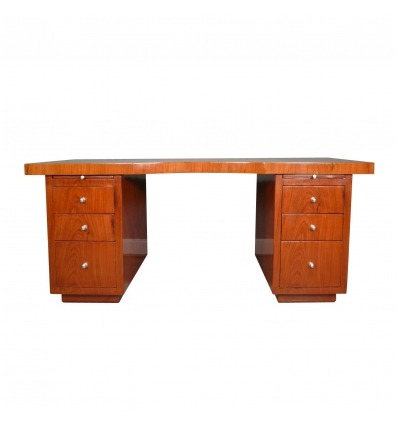 Office art deco rosewood