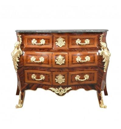 Kommode Louis XV. - Art Deco-Möbel und Stil Louis XV