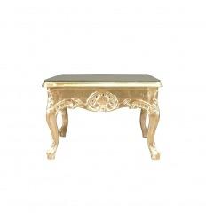 Mesita barroca de oro