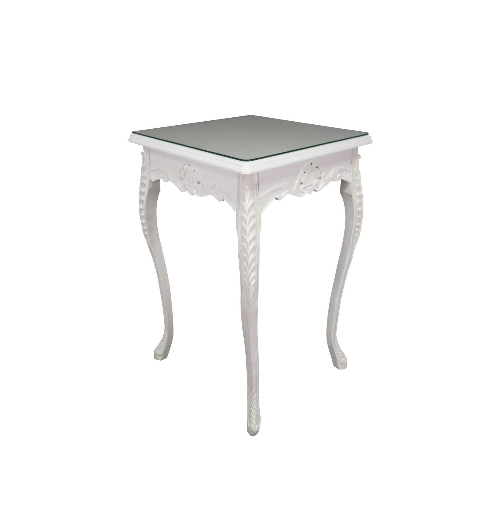 table haute de style baroque pour manger debout ou de bar On table haute originale
