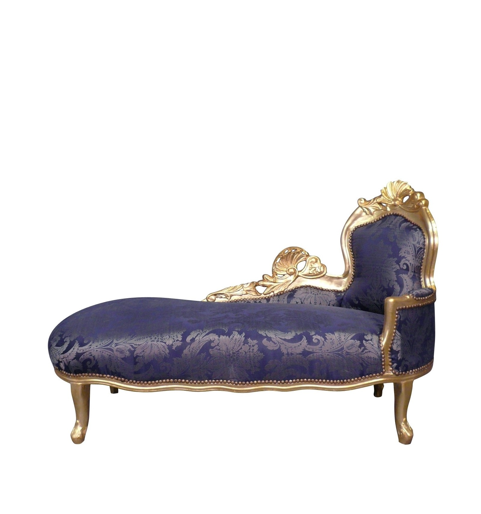 Chaise baroque for Chaise longue chilienne