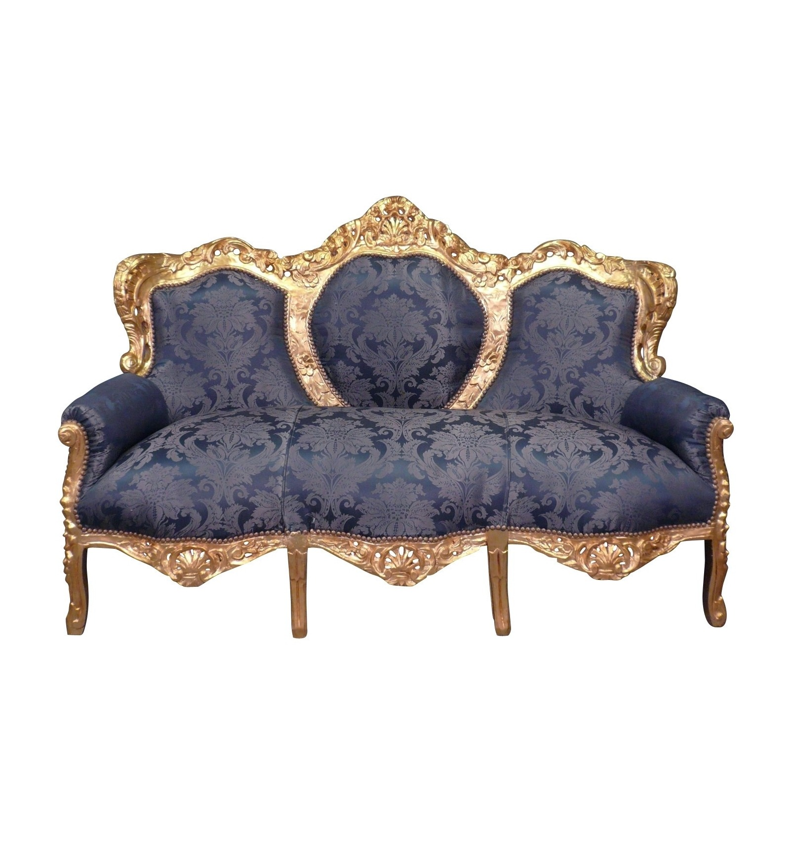 Canap baroque for Mobilier de france canape d angle