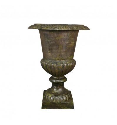Vaso in ghisa Medici - H 66 cm - Vasi medicei in ghisa -