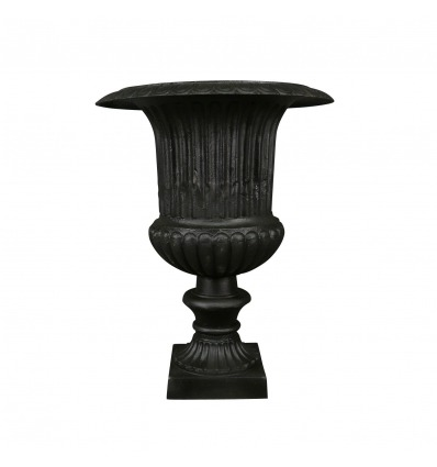 Medici Gusseisen Vase - H: 70 cm - Medici Vasen -