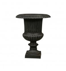 Чугуная ваза Медичи - H: 48 CM