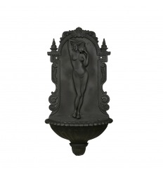 Cast iron fountain