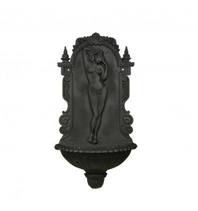 Fuente de jardín fundido fuente de hierro fundido -