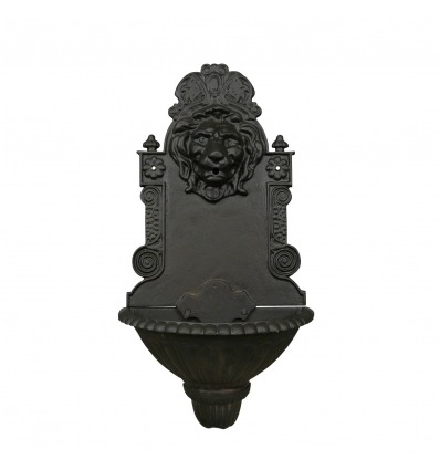 Cast-iron fountain - Cast iron garden fountain -