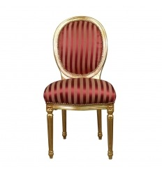 Chair baroque Louis XVI style