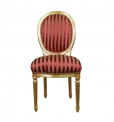 Baroque chair Louis XVI style