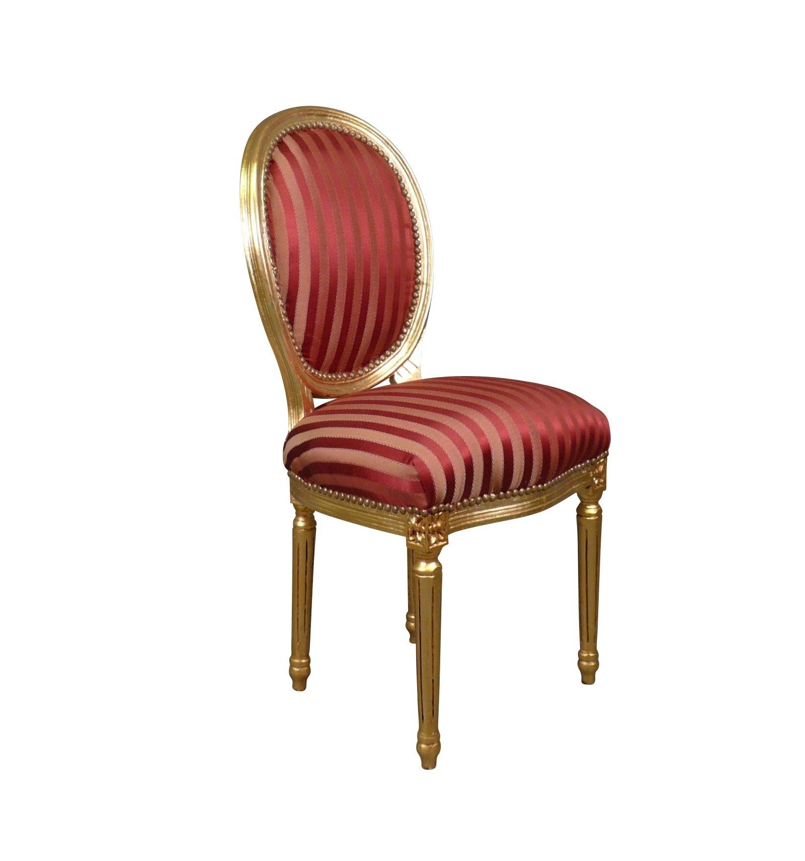 Estilo barroco silla luis xvi - Silla estilo luis xvi ...
