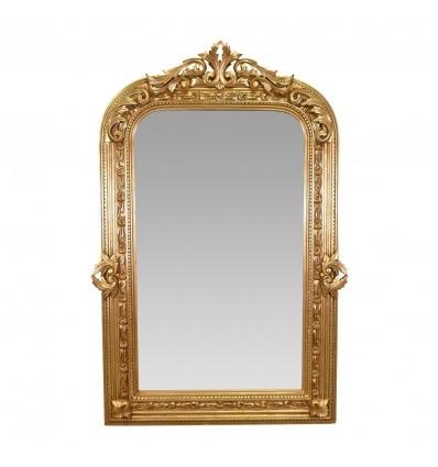 Zrcadlový nábytek ve stylu Mirror Louis XVI -