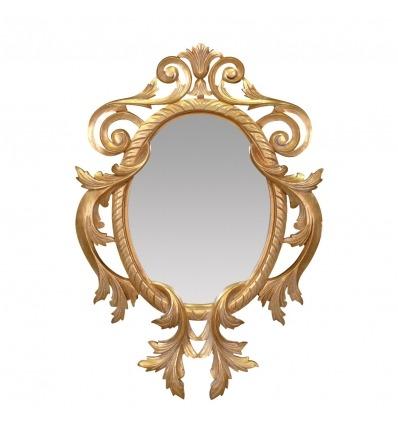 Espejo barroco de estilo Luis XVI-espejos-muebles -