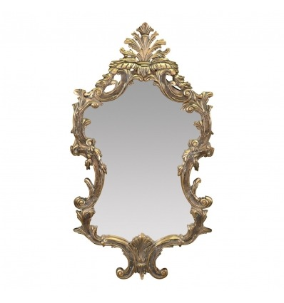 Mirror baroque louis xvi for Miroir style baroque