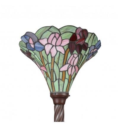 Lampada da terra di Tiffany-Lampade Art Nouveau-lampada Tiffany -