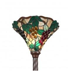 Tiffany Stehlampe Weintrauben