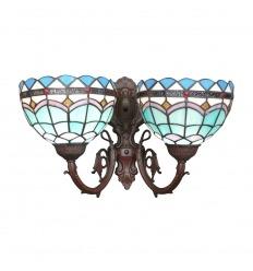 Tiffany applique colección mediterránea